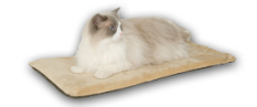 Thermo-Kitty Mat™ Heated Cat Bed