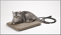 Outdoor Heated Cat Beds / Products