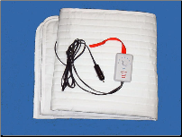 Electro-Warmth Heated Bed Warmers for                      Tractor - Trailers, RV's and Motor Homes
