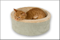 Indoor Heated Cat Beds / Products