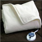 Safe Low Voltage - Micro-Fleece Electric Blanket