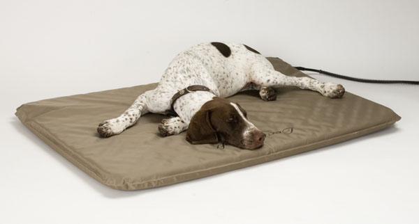 Water Heated Mattress Pad Lectro-Soft Outdoor Heated Dog Bed