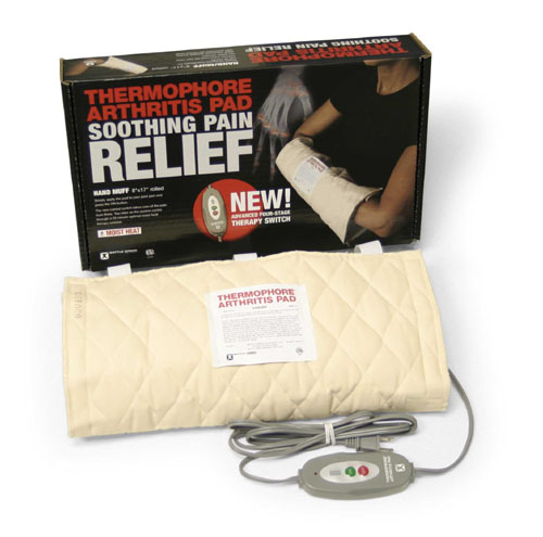 Water Heated Mattress Pad Thermophore Hand/Muff Moist Heating Pad / Arthritis Pad