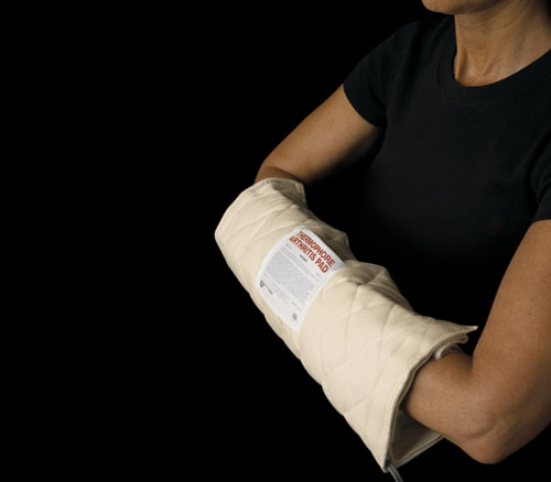 Mattress Pad Warmer Thermophore Hand/Muff Moist Heating Pad / Arthritis Pad